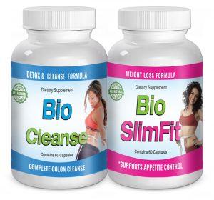 Bio slim fit system, Bio Slim Fit, Bio Cleanse